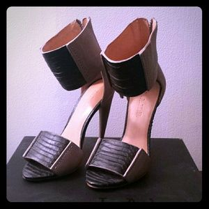 "L.A.M.B. ""Mya"" Leather Sandal"