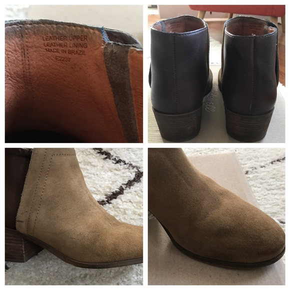 62 madewell shoes madewell cait ankle boots from