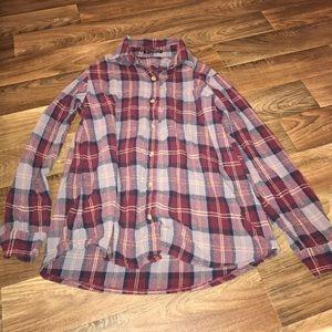 Brandy Melville Tops - Women's Flannel