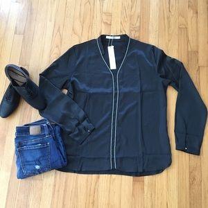 Panache Tops - NWT adc Panacher long sleeve blouse