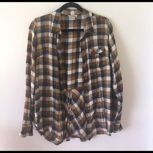 Lucky Brand Bungalow Plaid