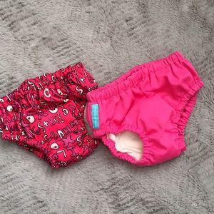 Charlie Banana Other - 2 Pink Swim Diapers