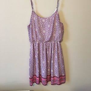 Francesca's Collections Dresses & Skirts - Francesca's Lilac Dress