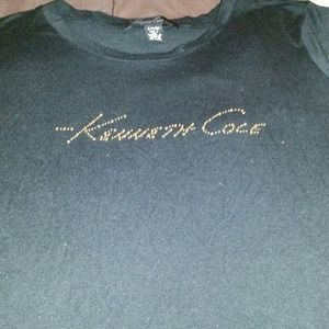 Kenneth Cole Tops - * SALE*Kenneth Cole Rayon and Spandex Tshirt