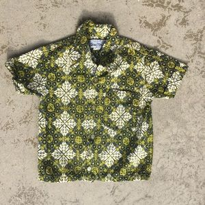 Other - Exotic Batik Print Shirt for your Little One