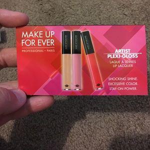 Makeup Forever Other - 📌BUNDLE ME📌 MAKEUP FOREVER PLEXI GLOSS SAMPLE