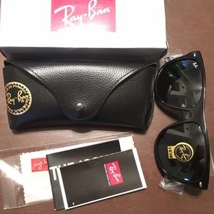 Ray-Ban Other - RAY BAN BOYFRIENDS BRAND NEW