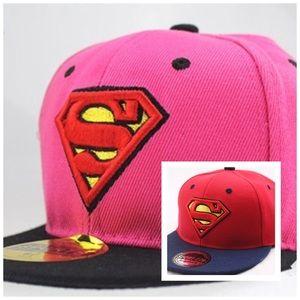 Other - Children's SuperMan Baseball Cap
