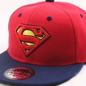 Other - Brand New Children's SuperMan Baseball Cap