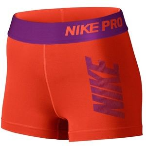 WOMEN'S NIKE PRO COOL GRAPHIC 3' SHORT