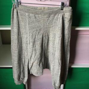 All Saints Pants - All Saints Spitalfield harem jodhpur cotton pants