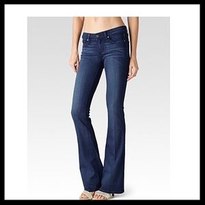Paige Skyline Mid-Rise Jeans