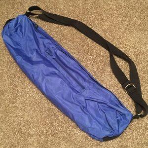 lululemon athletica namaste yoga mat bag