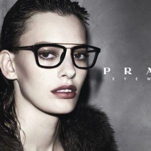 Prada eye glasses