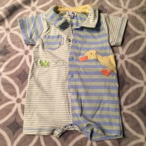 Le Top Other - Le Top duck romper