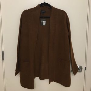 NWT brown primark cardigan