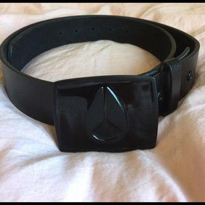 Nixon Accessories - Nixon genuine leather belt