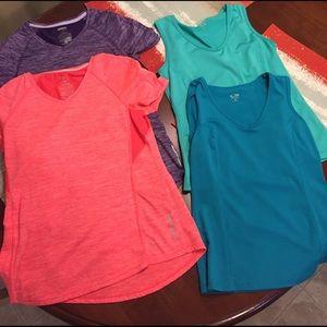 Danskin Tops - Athletic shirts