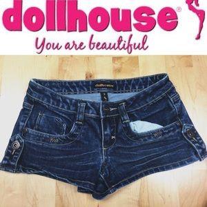 Dollhouse Pants - DOLLHOUSE SHORTS SIZE 3