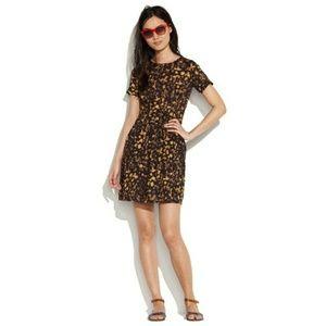 Madewell spotshadow songbird dress