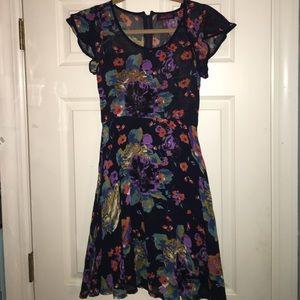 Motel Rocks Floral dress