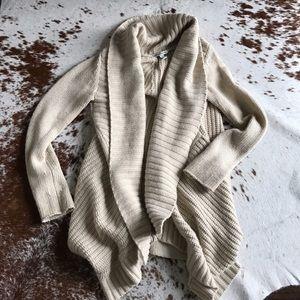 Autumn Cashmere Sweaters - Autumn Cashmere chunky knit cardigan