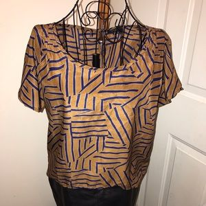 Tops - Short sleeve blouse