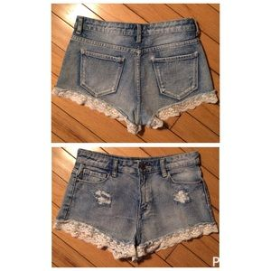 Pants - LIKE NEW *XXI LOS ANGELES*High-waisted Shorts Sz26