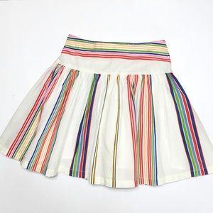 Pink Chicken Other - Pink Chicken Boho Stripe Skirt