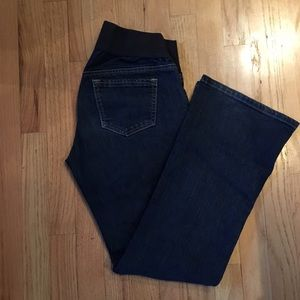 Old Navy Denim - Maternity Old Navy Low Waist Jeans
