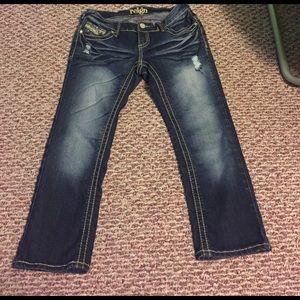 Reign Pants - Reign Capri Pants 👖