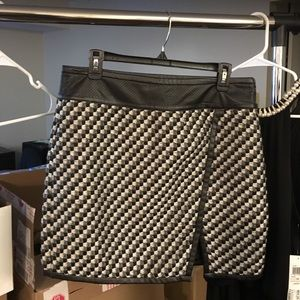 Ann Taylor Dresses & Skirts - Ann Taylor Faux Leather Skirt, size 10