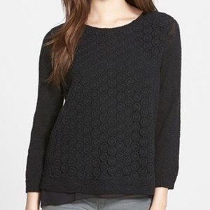 Lucky Brand Sweaters - Black Lucky Sweater size XL