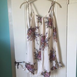 Stone Cold Fox Other - Stone Cold Fox Amour Floral Romper