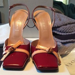 Casadei pellame shoes,