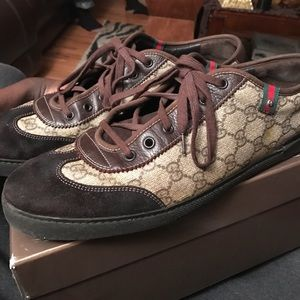Other - Size 12 Gucci sneaker