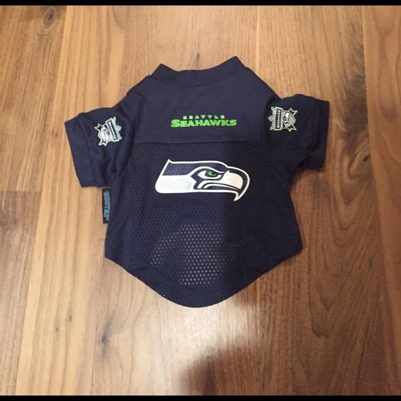 Hunter Accessories | Dog Seattle Seahawks Jerseysize Small | Poshmark