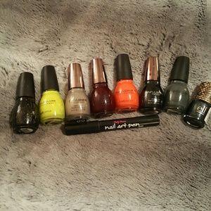 Nail polish bundle