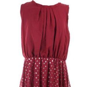 Maison Jules Dresses & Skirts - Maroon Maison Jules dress. Size L