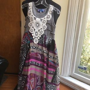 Truly Me Other - Girls sz 8 Truly Me long dress