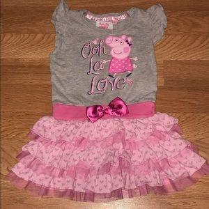 Peppa Pig Other - Peppa pig dress