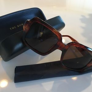 The Row Accessories - The Row Sunglasses with original case and cloth