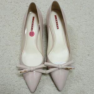 Prada Shoes - Women's Prada Calzature Donna Pointed Toe size 10