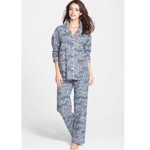 PJ Salvage Other - PJ Salvage Cat Eye Glasses Flannel Pajamas 👓