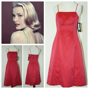 JS Boutique Dresses & Skirts - JS Boutique dress - size 6 - Raspberry - NWT
