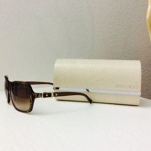 Jimmy Choo Accessories - 🔵 Jimmy Choo Sunglases /Authentic