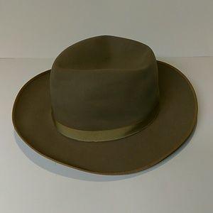 99e90cadf69ad2 Stetson Accessories   Vintage Royal London Fedora Hat Size 7   Poshmark