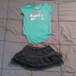 Awesome Aunt Outfit