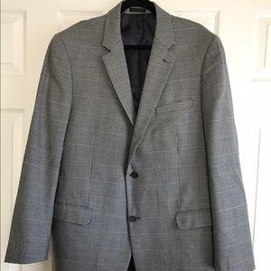 Andrew Fezza Other - Andrew Fezza Houndstooth Wool Sports Jacket Sz46L