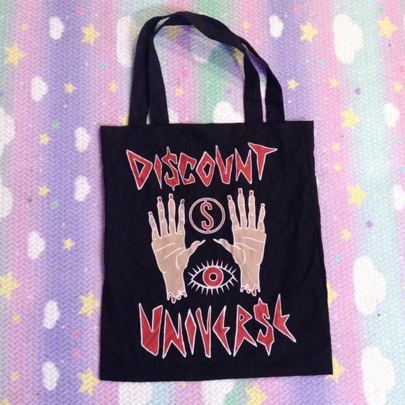 Handbags - DISCOUNT UNIVERSE RARE TOTE